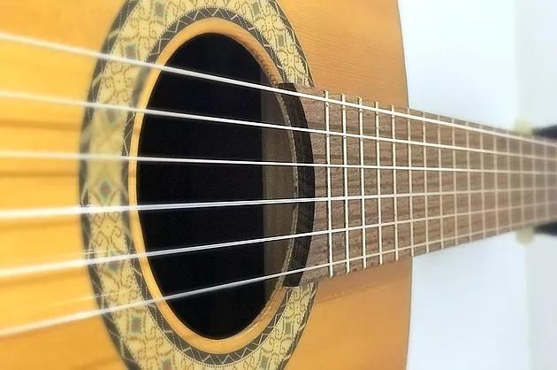 L'entretien d'une guitare...
